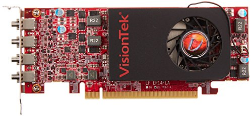 VisionTek Products Radeon 7750 SFF 2GB GDDR5 4M Graphics Card 900798 by VisionTek (Image #1)