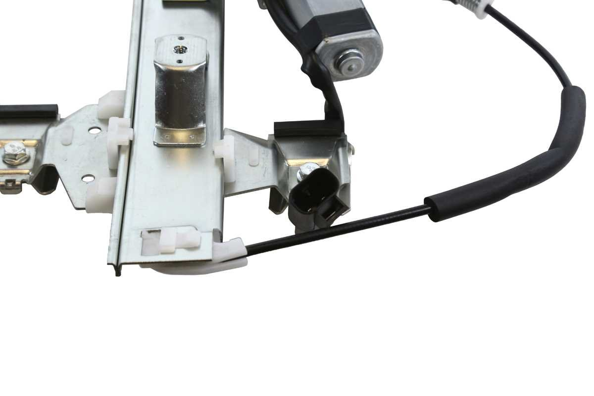 Prime Choice Auto Parts WR848268 Power Window Regulator With Motor