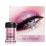 Makeup Glitter Eyeshadow Cosmetic Makeup Shimmer Pigment Loose Powder Beauty Eye Shadow
