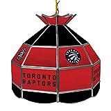 NBA Toronto Raptors Tiffany Gameroom Lamp, 16''