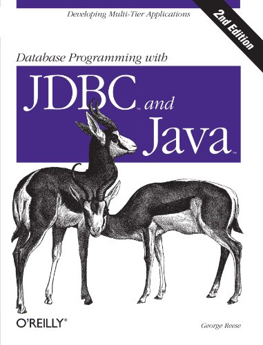 Database Programming with JDBC and Java - George Reese - Google Books