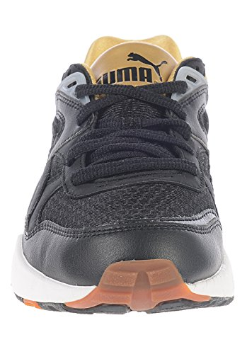 05 Mehrfarbig Black 001 gold 357331 Femme Trinomic Puma R698 Baskets Noir ROw7nAgq