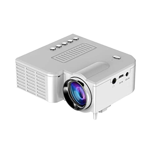 Amazon.com: Projector, Mini Video Projector, LED Projector ...