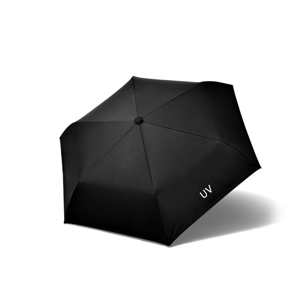 WILLIAM&KATE Mini Anti-UV Rainy Umbrella Fashion Fully automatic Sunscreen Umbrella Lightweight Outdoor Travel Umbrella