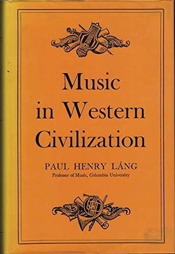 Music in Western Civilization