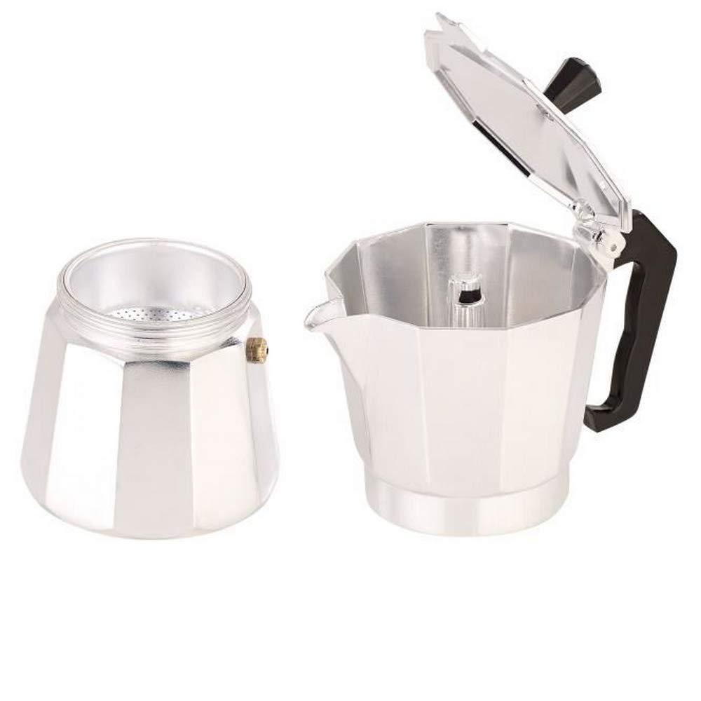 en Aluminium Cafeti/ère Italienne 6 Tasses