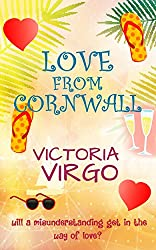 Love from Cornwall: A Short Romance Story (The Love From Short Romance Stories Book 2)