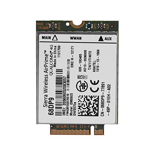 Ciglow EM8805 Network Card Wireless Net Card Module HSPA WCDMA Edge GPRS GSM GNSS for Dell Venue 8, Venue 11 Pro, Dell 7404 Rugged Extreme, Dell Latitude E7250.