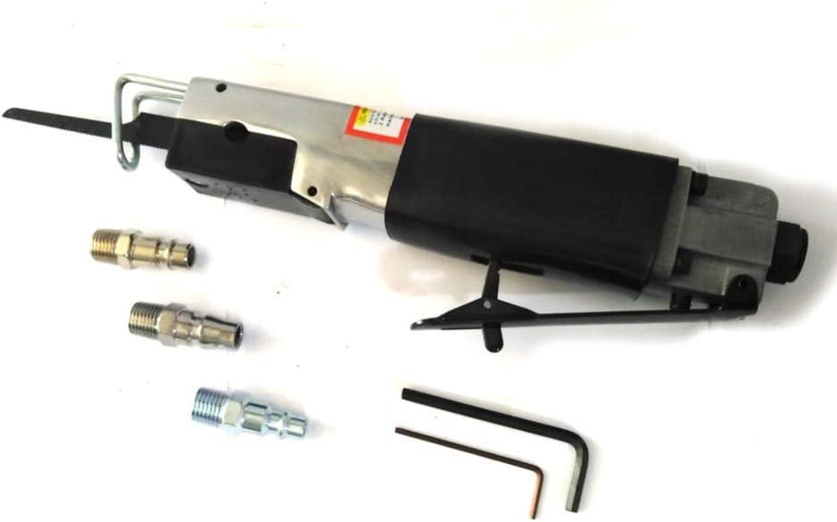 Fast World Shopping/® Sierra alternativa neum/ática para sierra de sable de aire comprimido para compresor con acoplamientos r/ápidos