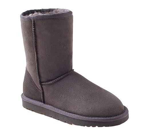 eee27327cab02 OZwear UGG Botas de Snowboard para Mujer de Medio Tubo  Amazon.es  Zapatos  y complementos