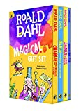 Roald Dahl Magical Gift Set (4 Books)