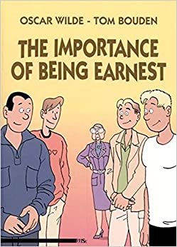 Book Importance of Being Earnest