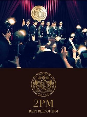 amazon republic of 2pm 初回生産限定盤b dvd付 2pm アジアン