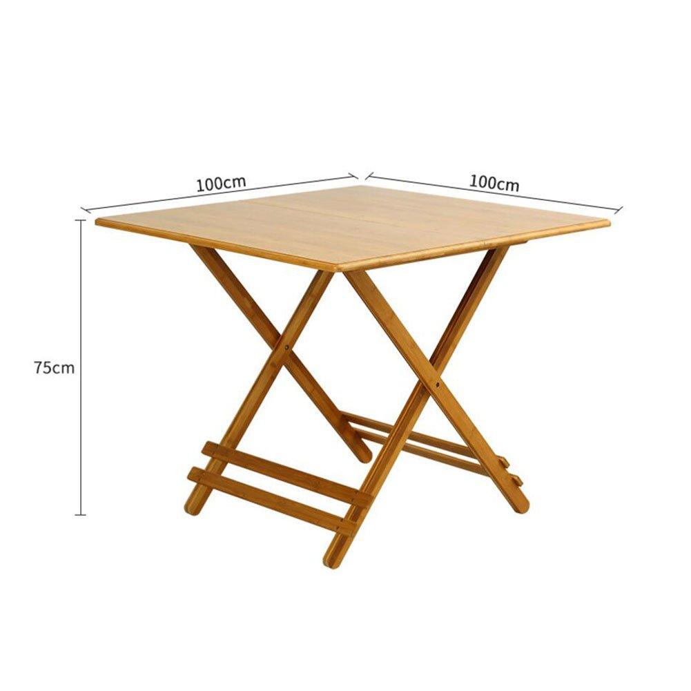 Amazon.com: Muebles de salón CJC Mesa de escritorio portátil ...