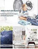 Sentern 2.65 Cu.Ft Compact Laundry Dryer - 9 LBS
