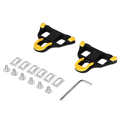 bf8d732771e Image Unavailable. Image not available for. Color  SHENBA cleat set bicycle  pedal road bike for Shimano SM-SH 11 SPD-SL