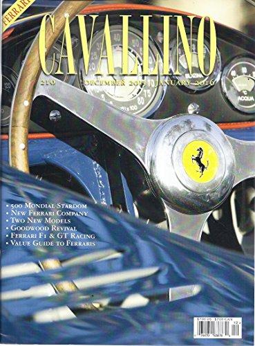 Cavallino Magazine (December 2015/January 2016) - Cavallino Magazine