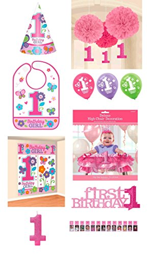 girls-first-birthday-deluxe-decorating-set