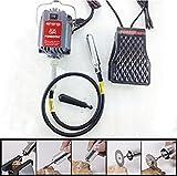 ELEOPTION Pro FOREDOM S-R Hanging Flexshaft Mill Jewelry Design&Repair Tools 230W 4mm (220V)