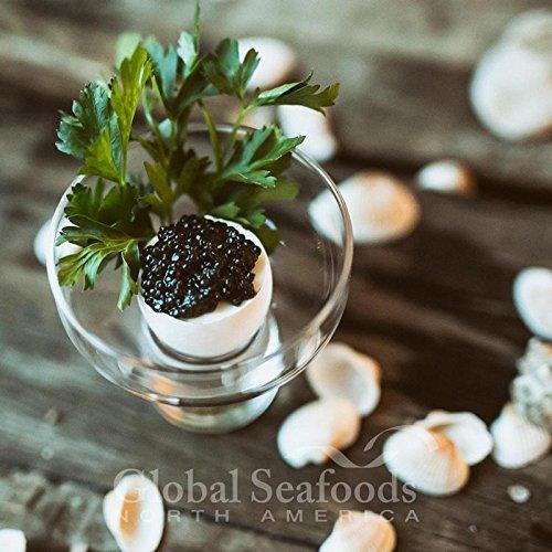 White Sturgeon Caviar 8oz (0.5lbs) by Global Seafoods North America (Image #6)