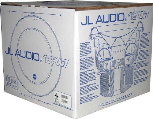 Jl Audio W7 135 Wiring Diagram