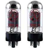 JJ Electronics T-7591-S-JJ-MP Vacuum Tube Beam Power Amplifier Matched Pair