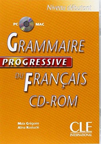McDougal Littell Grammaire Progressive Du Francais: Niveau Debutant CD-ROM Level 2