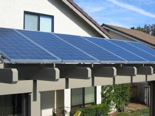 Amazon.com : Plugged Solar, 1KW Solar Grid Tie System;(4 X 250 Watt Solar  Panel) With Micro Grid Tie Inverters Attached, Crystalline Solar Panel, ...