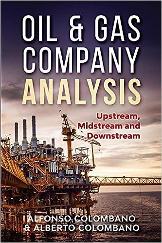 Buy Oil & Gas Company Analysis: Upstream, Midstream