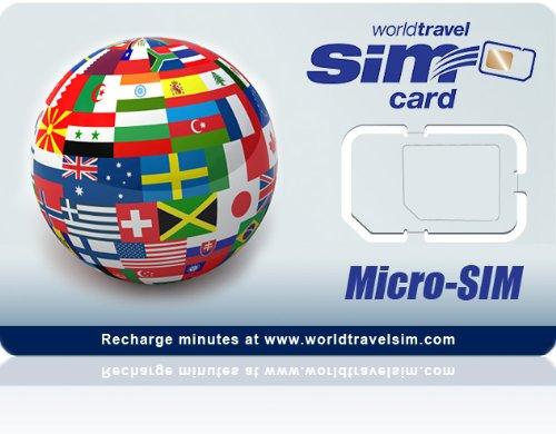 Amazon.com: Internacional Prepago micro-SIM tarjeta con ...
