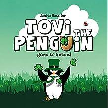 Tovi the Penguin: goes to Ireland