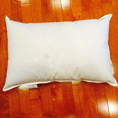 20'' x 64'' Polyester Non-Woven Indoor/Outdoor Pillow Form by Pillow Cubes