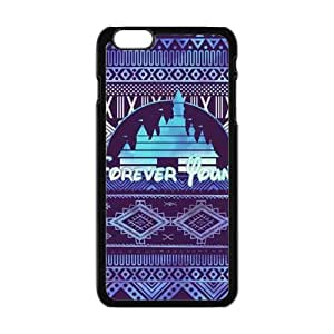 Happy Forever Young Cell Phone Case for Iphone 6 Plus