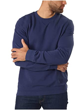English Laundry Mens Long Sleeve Crew Neck Pullover