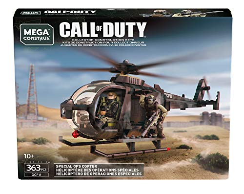 Top recommendation for call of duty mega bloks helicopter