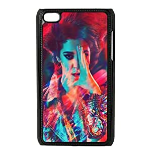 Marina And The Diamonds iPod Touch 4 Case Black DIY gift pp001-6375942