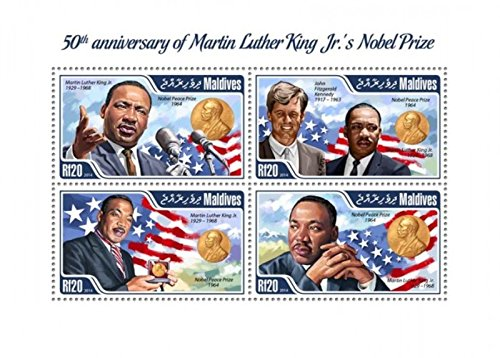 Martin Luther King Stamp - 8