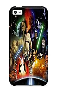 Durable Case For The Iphone 5c- Eco-friendly Retail Packaging(star Wars)