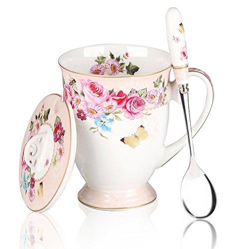 Fine China Coffee Cup - 9