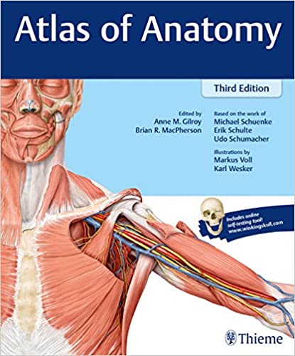 Amazon Atlas Of Anatomy Ebook Anne M Gilroy Brian R