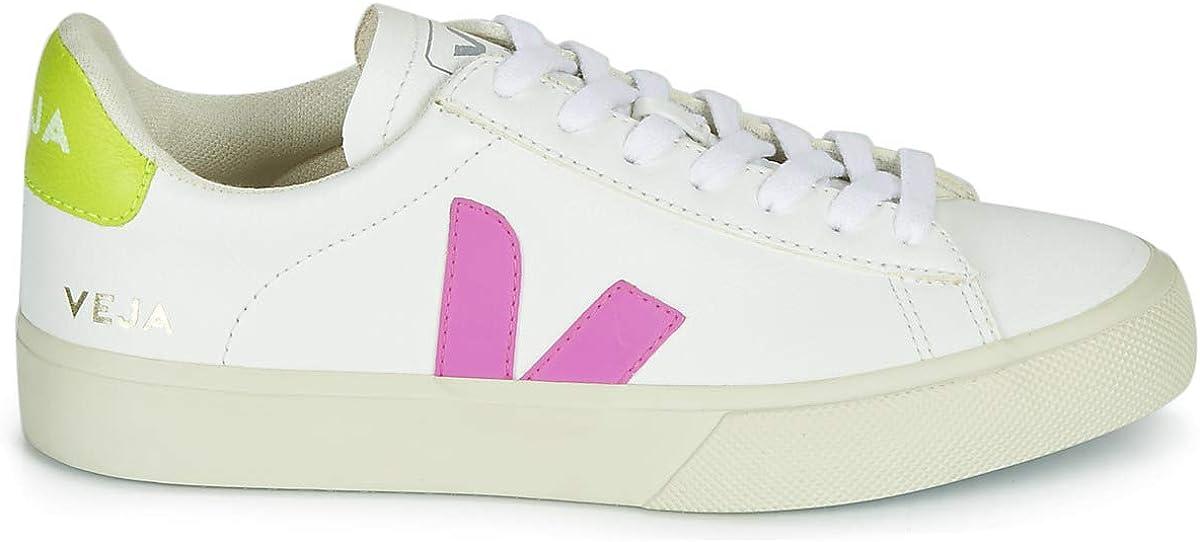 Veja Sneaker da Donna del Marchio Modello Campo Art. CP052177 Bianco