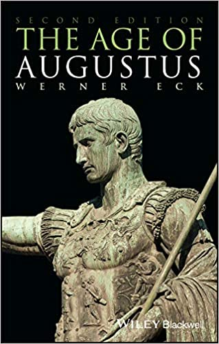 The Age of Augustus (Blackwell Ancient Lives)  Amazon.co.uk  Werner Eck   9781405151498  Books b5490d240
