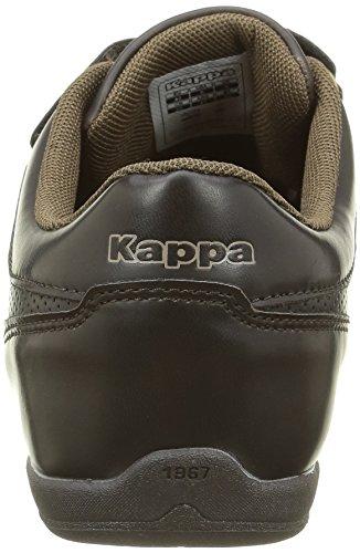 Kappa Herren Bodze EV Low-Top Braun - Braun (Braun)