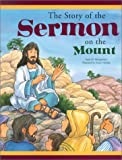img - for The Story of the Sermon on the Mount by Tama M. Montgomery (2001-09-02) book / textbook / text book