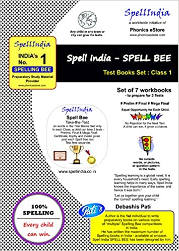 Buy Spell India - SPELL BEE championship      How To Prepare