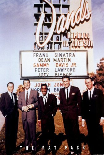 - The Rat Pack POSTER Movie (27 x 40 Inches - 69cm x 102cm) (1967)