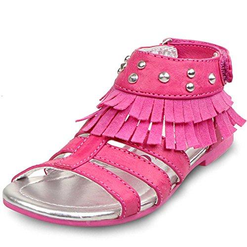 Mandy Romantic Girls Summer Beach Open-Toe Strap Sandal (Toddler/Little Kid/Big Kid) by Mandy Romantic