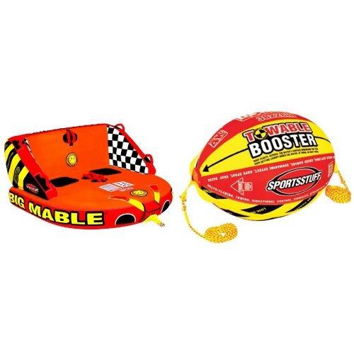 Sportsstuff Big Mable Booster Ball Bundle ()