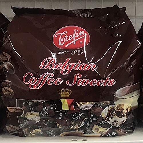 Costco Trefin Belgian Coffee Candy -