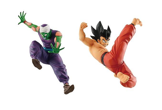 Banpresto Dragon Ball Super Z Match Makers Majunior and Son Gokou Pikkoro Set of 2